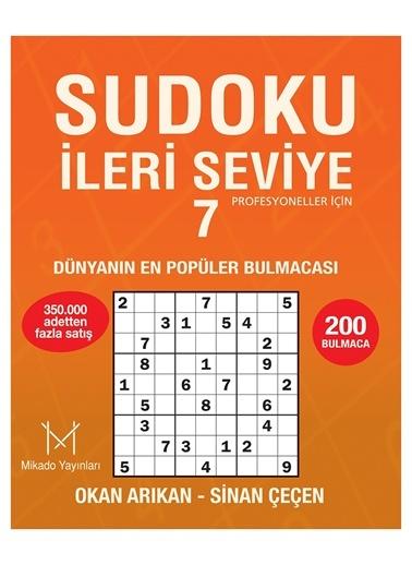Sudoku İleri Seviye - 7-Mikado
